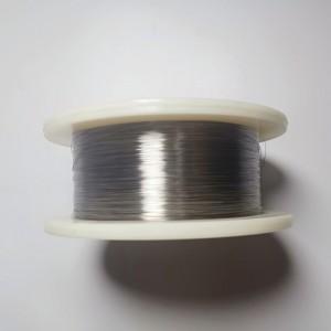 19.3g/Cm3 Density Pure Tungsten Wire High Temperature Resistance