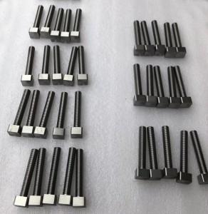 Molybdenum components