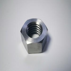 Forged Molybdenum Alloys Hexagonal Molybdenum Nut M4 M5 M6 Customizable