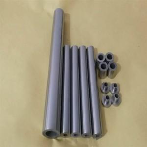 Sintered Round Tungsten Tube High Hardness Customized Dimension
