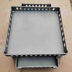 Sapphire Furnace Tungsten Tray High Density 99.95% min Purity