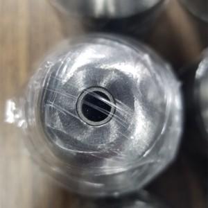 Tungsten iridium nozzle glass fiber production factory direct sale