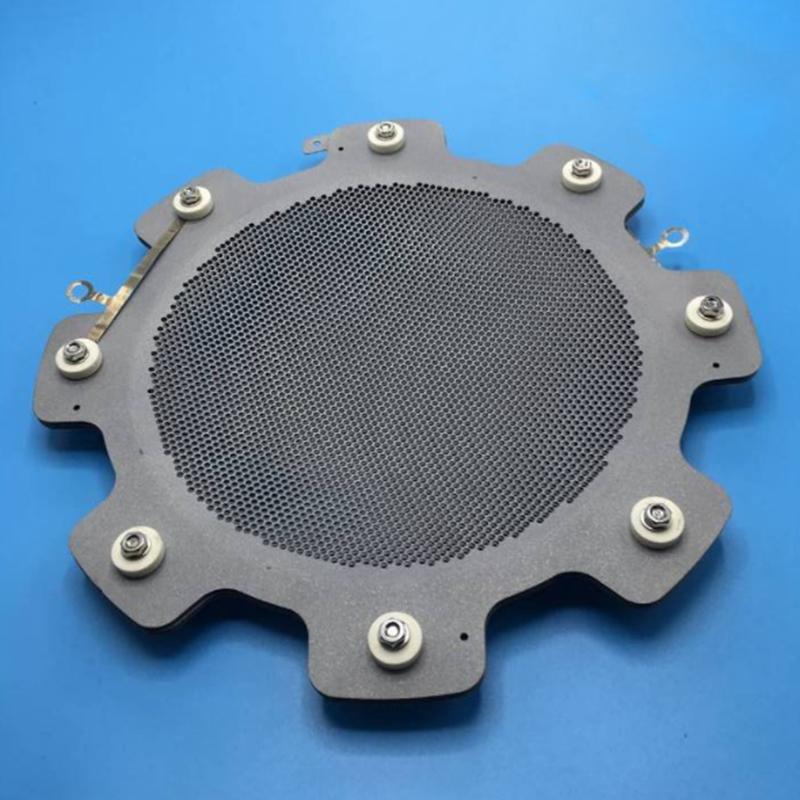 High PerformanceTungsten Heating Element For Vacuum - Ion source molybdenum metal grid – Forged Tungsten
