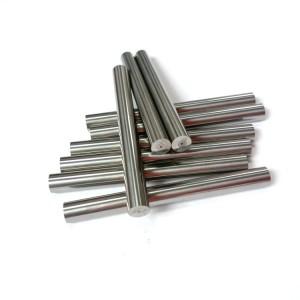 YL10.2 Ground Tungsten Carbide Rod High Strength Carbide Tube 0.15/0.2mm Hole