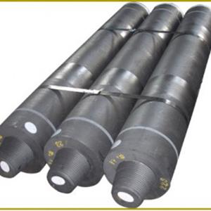 8mpa 200mm RPI Graphite Electrode For Smelting